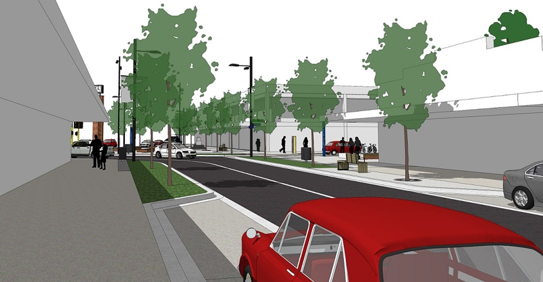 Have Your Say on Otahuhu Town Centre Upgrade. Concepts Seem to Fail AT's Own Safety Standards