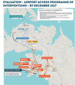 Airport Access Study 2017 Source: Auckland Airport Access by Auckland Airport, NZTA and Auckland Transport