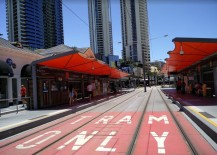 Gold Coast Light Rail Station Source: Greater Auckland