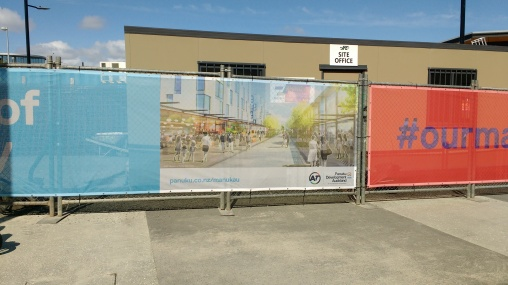 Manukau Bus Station Concept does not match up with reality