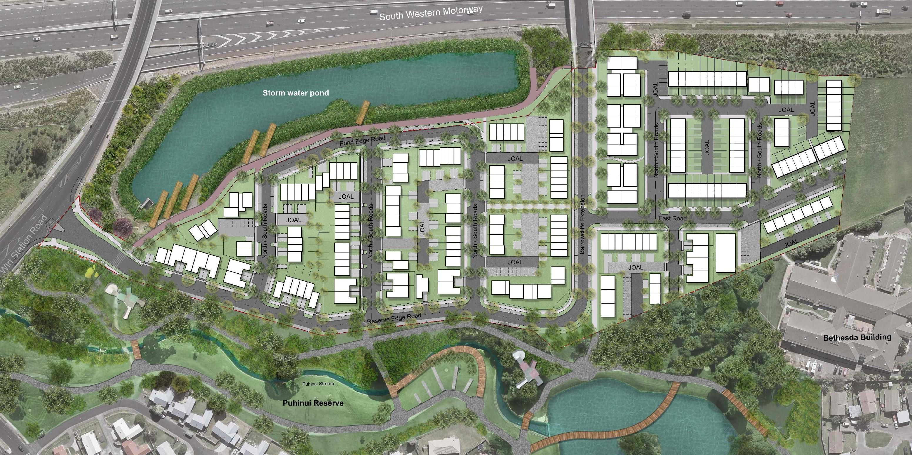 #OurManukau Barrowcliffe Development (Kōtuitui Place) Sees 300 New Homes. Part 28 of #TransformManukau