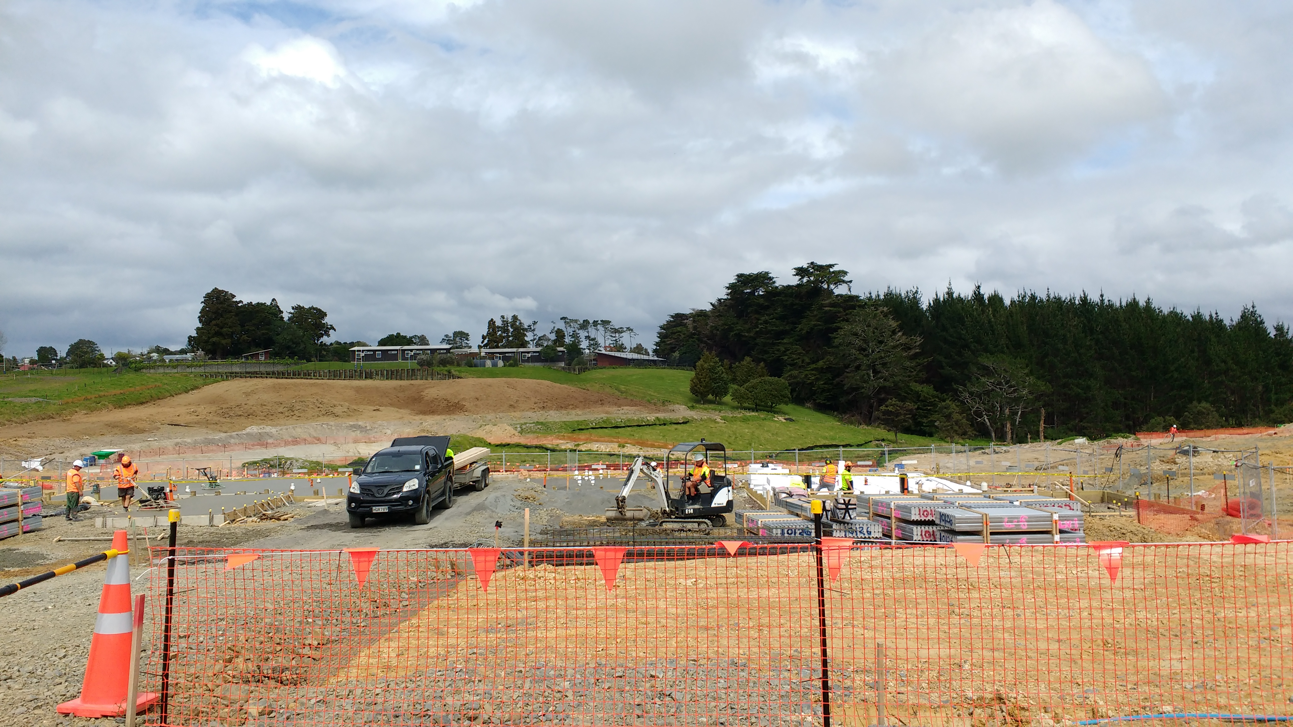 Infrastructure Loan Enables Development in Auckland's north-west