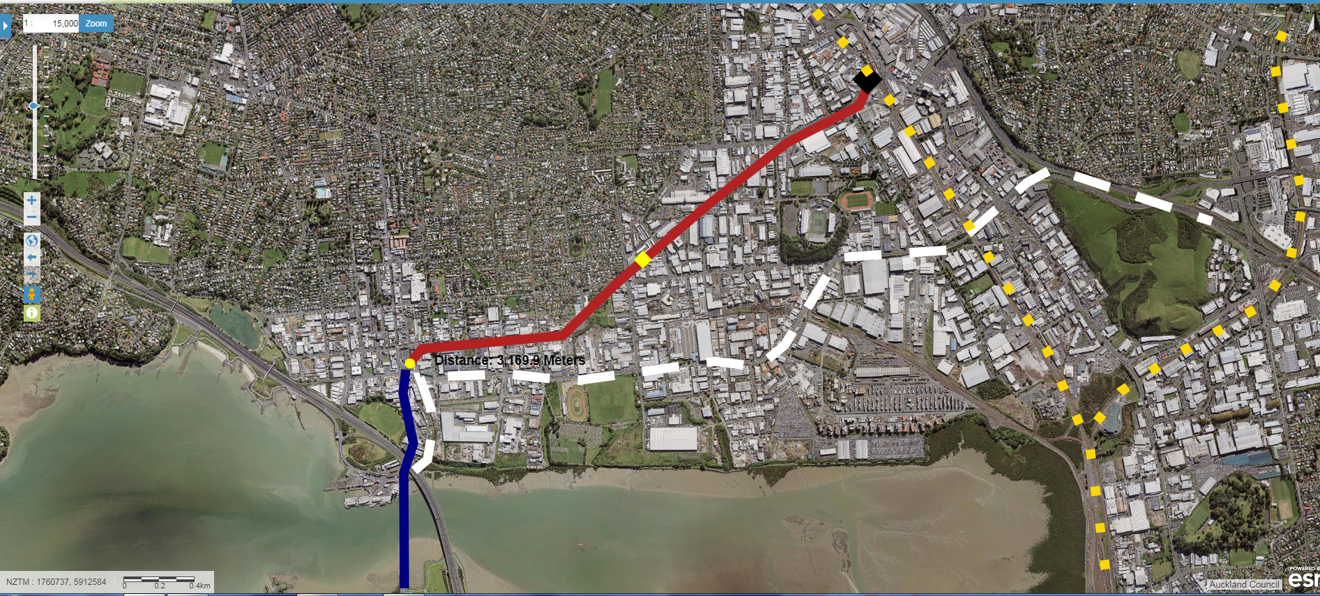 Converting the Onehunga Line to Light Rail – Extending Reach of both Heavy Rail and Light Rail!