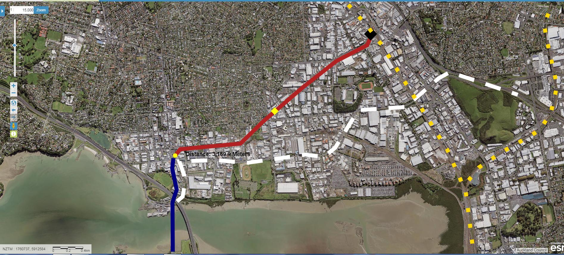 Converting the Onehunga Line to Light Rail – Extending Reach of both Heavy Rail and Light Rail!