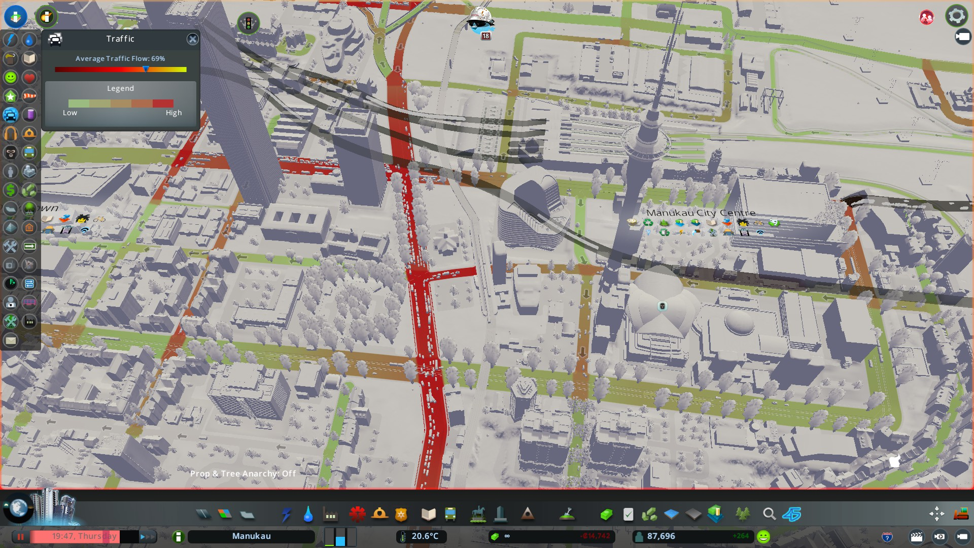 MY CITY IS A COMPLETE MESS! A City Planner using an Urban Simulator to Help Us Fix our City Messes #CitiesSkylines