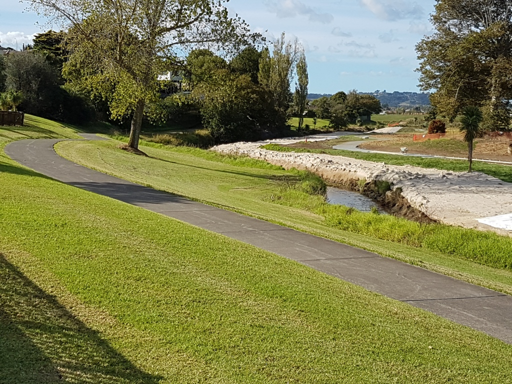 Papakura Stream 2